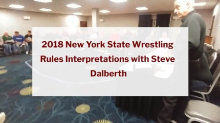 2018 Rules Interpretations