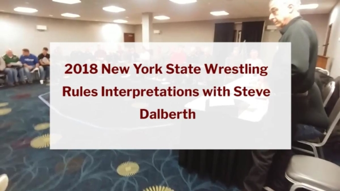 2018 Rules Interpretations
