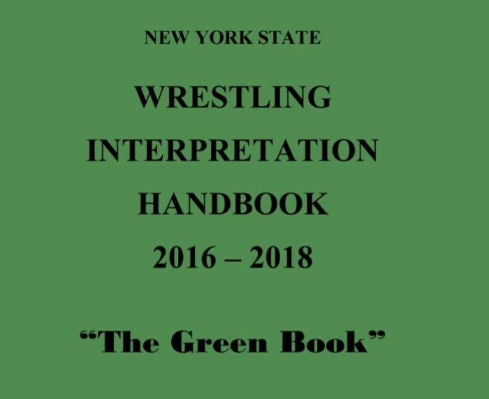 New York Green Book Cover 2016-2018